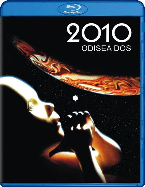 Carátula 2010 Odisea Dos Blu-ray