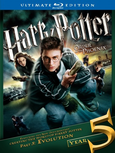 Гарри Поттер и орден Феникса (Максимальная редакция) / Harry Potter and the Order of the Phoenix (Ultimate Edition)