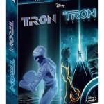 Locura en Zavvi.es: Pack Blu-ray Tron + Tron Legacy por 11 euros