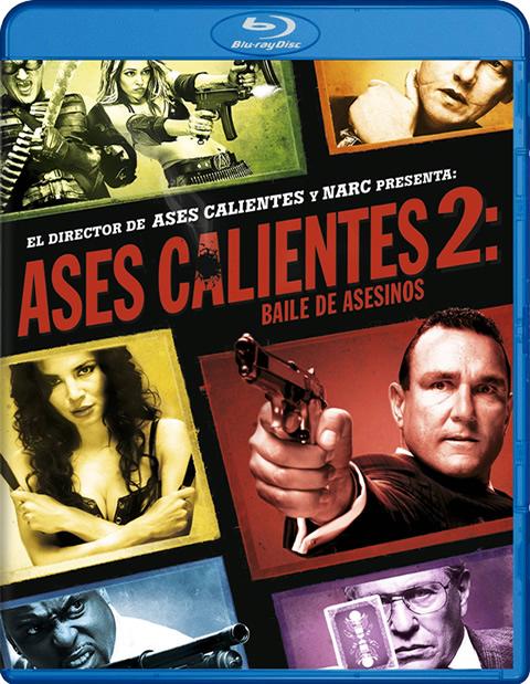 Carátula Ases calientes 2: Baile de asesinos Blu-ray