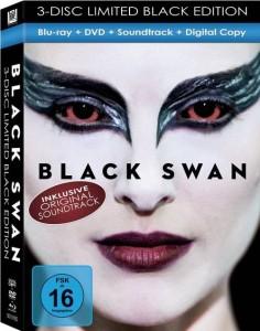 Black Swan (Carátula trasera edición especial)