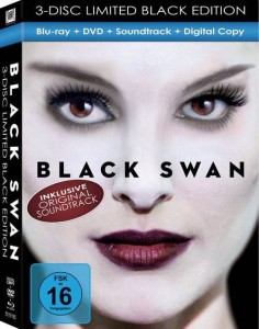 Black Swan (Carátula frontal edición especial)
