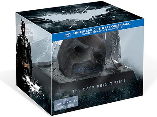 Edición limitada de El caballero oscuro: La leyenda renace