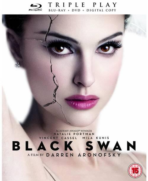 Black Swan, edición inglesa (UK)