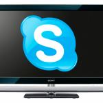 bravia-skype