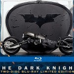 El caballero oscuro Blu-ray edición Bat Pod