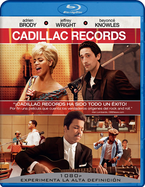 Carátula Cadillac Records Blu-ray