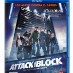 Attack the Block en Blu-ray: Carátula y detalles