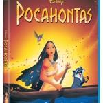 Pocahontas, el gran clásico de Disney, llega en Blu-ray junto a su secuela el próximo 9 de mayo