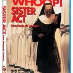 Sister Act en Blu-ray: Carátulas y detalles