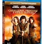 Caballeros, princesas y otras bestias Carátula Blu-ray