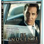 El Inocente, con Matthew McConaughey, en Blu-ray el 5 de octubre
