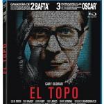 El Topo de Tomas Alfredson en Blu-ray: Carátula y detalles