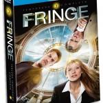 Fringe: Tercera temporada completa anunciada en Blu-ray