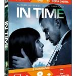 Carátula española de In Time en Blu-ray
