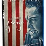 J. Edgar de Clint Eastwood en Blu-ray: Carátula y contenidos confirmados