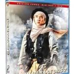Carátula La armadura de Dios 2 Blu-ray