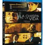 La chispa de la vida de Álex de la Iglesia en Blu-ray: Carátula oficial y detalles