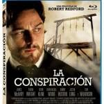 La Conspiración de Robert Redford, anunciada en Blu-ray para el 20 de junio: Carátula y detalles