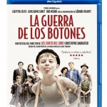 La guerra de los botones en Blu-ray: Carátula y detalles
