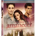 La saga Crepúsculo: Amanecer Parte 1 Edición Especial en Blu-ray: Confirmados todos sus detalles