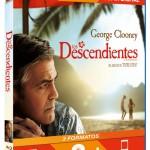 Los Descendientes de Alexander Payne en Blu-ray: Carátula y detalles confirmados
