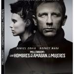Millennium: Los Hombres que no Amaban a las Mujeres de David Fincher en Blu-ray: Carátula y detalles