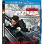 Misión Imposible 4: Protocolo Fantasma, carátula oficial y contenido de la edición española