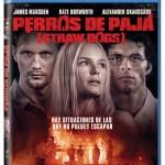Perros de paja (Straw Dogs) en Blu-ray: Carátula y detalles del remake del clásico de Sam Peckinpah