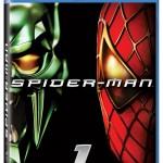 Carátula Spider-Man Blu-ray