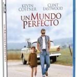 Un Mundo Perfecto de Clint Eastwood en Blu-ray: Carátula y detalles del lanzamiento