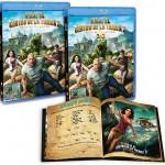 Viaje al Centro de la Tierra 2: La isla misteriosa en Blu-ray y Blu-ray 3D: Todos los detalles