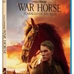 War Horse (Caballo de batalla) de Steven Spielberg en Blu-ray: Carátula y contenidos confirmados