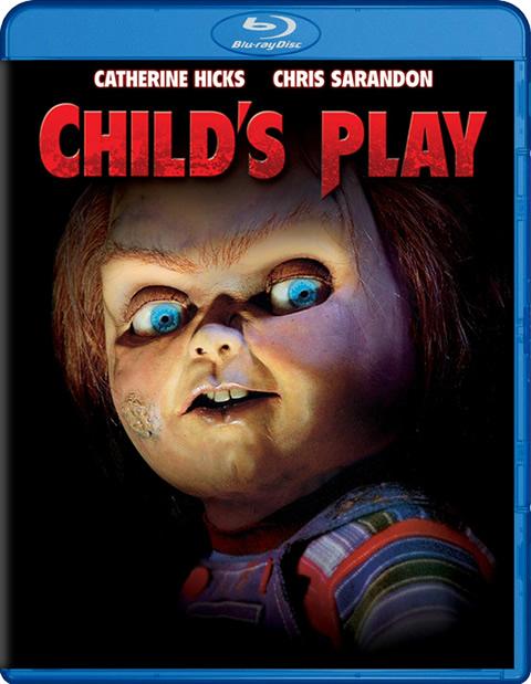 Carátula El muñeco diabólico Blu-ray