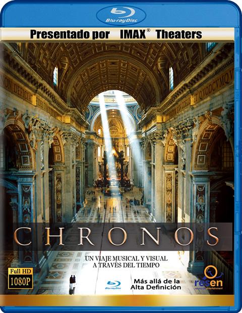 Carátula Chronos Imax Blu-ray