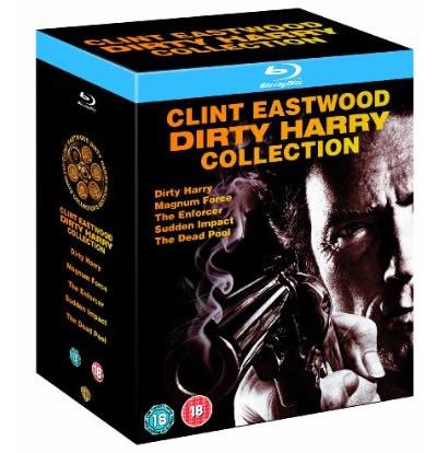 Colección Harry el sucio Blu-ray