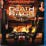 Carátula Death Race Blu-ray