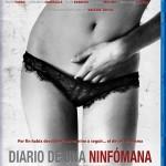 Carátula Diario de una ninfómana Blu-ray