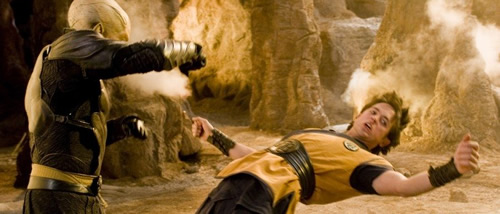 Capturas Dragonball Evolution Blu-ray