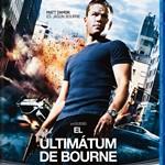 El ultimátum de Bourne Blu-ray