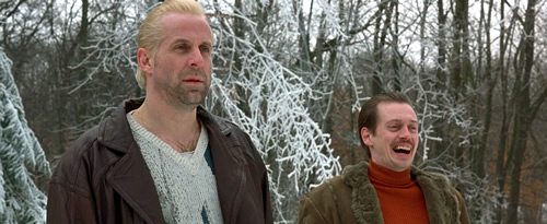 Carátula Fargo Blu-ray