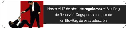 Reservoir Dogs Blu-ray gratis