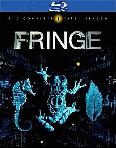 Fringe Blu-ray