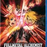 Fullmetal Alchemist: La estrella sagrada de Milos en Blu-ray: Carátula definitiva y detalles técnicos