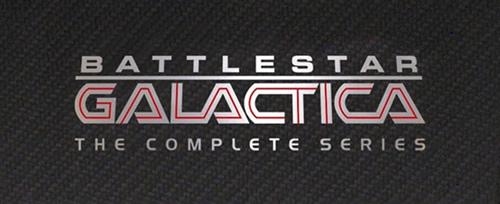 Carátula Galactica Blu-ray