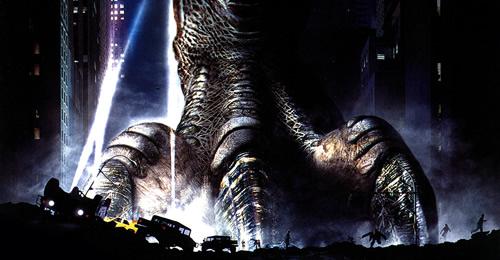 Carátula Godzilla Blu-ray