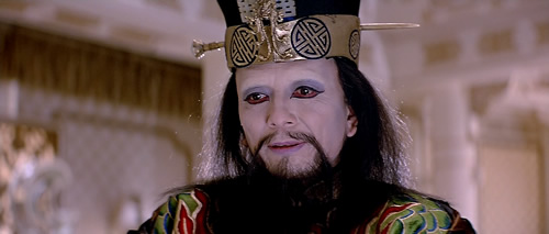 Carátula Golpe en la Pequeña China Blu-ray