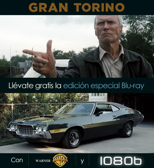 Concurso Gran Torino Blu-ray