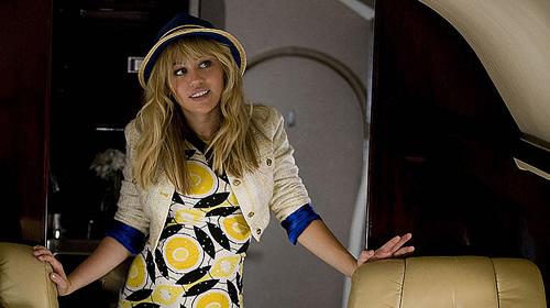 Carátula Hannah Montana Blu-ray