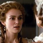 Carátula La duquesa Blu-ray Alquiler